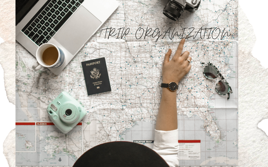 How to easily organise an independet travel?